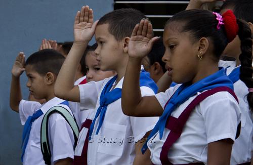 Cuba 1 - School Pledge 2 copy