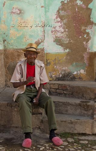 Cuba 3 - Man Hat 07 copy