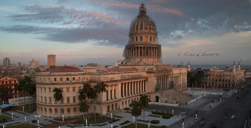 Capitolio in Havana is a facsimile of Washington DC