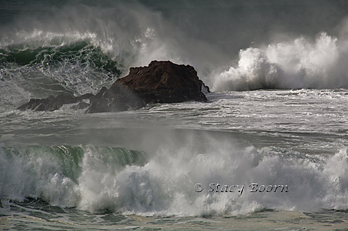 Prelude to the Storm, Sonoma Coast