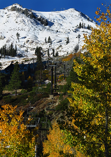 Squaw Valley - Olympic Village